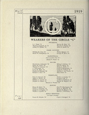 Page 276, 1919 Edition, University of California Berkeley - Blue and Gold Yearbook (Berkeley, CA) online yearbook collection