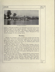 Page 279, 1919 Edition, University of California Berkeley - Blue and Gold Yearbook (Berkeley, CA) online yearbook collection
