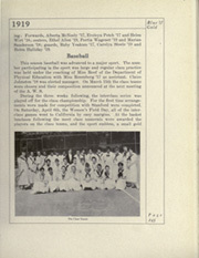 Page 281, 1919 Edition, University of California Berkeley - Blue and Gold Yearbook (Berkeley, CA) online yearbook collection