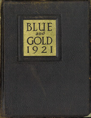 1921 Edition, University of California Berkeley - Blue and Gold Yearbook (Berkeley, CA)