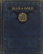 1922 Edition, University of California Berkeley - Blue and Gold Yearbook (Berkeley, CA)