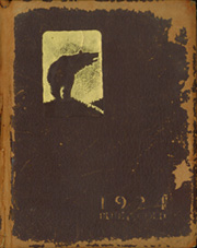 1924 Edition, University of California Berkeley - Blue and Gold Yearbook (Berkeley, CA)