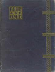 1931 Edition, University of California Berkeley - Blue and Gold Yearbook (Berkeley, CA)