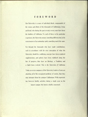 Page 10, 1937 Edition, University of California Berkeley - Blue and Gold Yearbook (Berkeley, CA) online yearbook collection