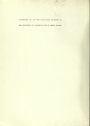 Page 6, 1937 Edition, University of California Berkeley - Blue and Gold Yearbook (Berkeley, CA) online yearbook collection