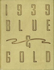 Page 1, 1939 Edition, University of California Berkeley - Blue and Gold Yearbook (Berkeley, CA) online yearbook collection