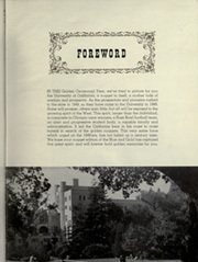 Page 9, 1949 Edition, University of California Berkeley - Blue and Gold Yearbook (Berkeley, CA) online yearbook collection
