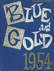 University of California Berkeley - Blue and Gold Yearbook (Berkeley, CA) online yearbook collection, 1954 Edition, Page 1