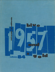 University of California Berkeley - Blue and Gold Yearbook (Berkeley, CA) online yearbook collection, 1957 Edition, Page 1