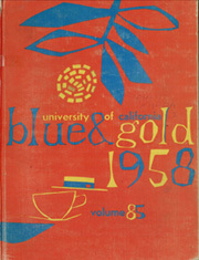 University of California Berkeley - Blue and Gold Yearbook (Berkeley, CA) online yearbook collection, 1958 Edition, Page 1