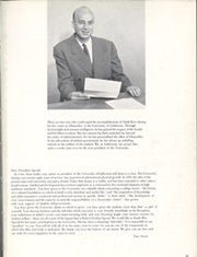 Page 17, 1958 Edition, University of California Berkeley - Blue and Gold Yearbook (Berkeley, CA) online yearbook collection