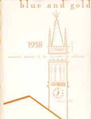 Page 3, 1958 Edition, University of California Berkeley - Blue and Gold Yearbook (Berkeley, CA) online yearbook collection