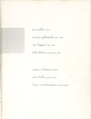 Page 5, 1958 Edition, University of California Berkeley - Blue and Gold Yearbook (Berkeley, CA) online yearbook collection