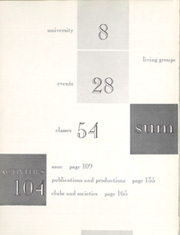 Page 8, 1958 Edition, University of California Berkeley - Blue and Gold Yearbook (Berkeley, CA) online yearbook collection