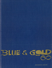 1960 Edition, University of California Berkeley - Blue and Gold Yearbook (Berkeley, CA)