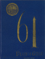 University of California Berkeley - Blue and Gold Yearbook (Berkeley, CA) online yearbook collection, 1961 Edition, Page 1