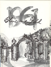 Page 3, 1961 Edition, University of California Berkeley - Blue and Gold Yearbook (Berkeley, CA) online yearbook collection