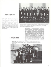 Page 125, 1964 Edition, University of California Berkeley - Blue and Gold Yearbook (Berkeley, CA) online yearbook collection