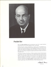 Page 32, 1964 Edition, University of California Berkeley - Blue and Gold Yearbook (Berkeley, CA) online yearbook collection