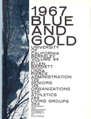 Page 3, 1967 Edition, University of California Berkeley - Blue and Gold Yearbook (Berkeley, CA) online yearbook collection