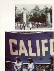 Page 6, 1979 Edition, University of California Berkeley - Blue and Gold Yearbook (Berkeley, CA) online yearbook collection
