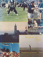 1980 Edition, University of California Berkeley - Blue and Gold Yearbook (Berkeley, CA)