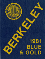 1981 Edition, University of California Berkeley - Blue and Gold Yearbook (Berkeley, CA)