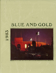 1983 Edition, University of California Berkeley - Blue and Gold Yearbook (Berkeley, CA)