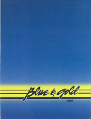 1985 Edition, University of California Berkeley - Blue and Gold Yearbook (Berkeley, CA)