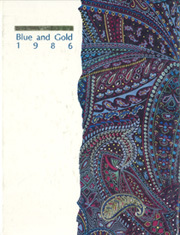1986 Edition, University of California Berkeley - Blue and Gold Yearbook (Berkeley, CA)