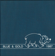 1987 Edition, University of California Berkeley - Blue and Gold Yearbook (Berkeley, CA)