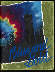 1990 Edition, University of California Berkeley - Blue and Gold Yearbook (Berkeley, CA)