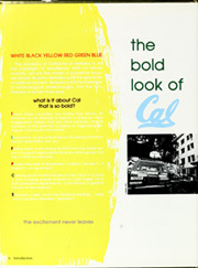 Page 10, 1990 Edition, University of California Berkeley - Blue and Gold Yearbook (Berkeley, CA) online yearbook collection