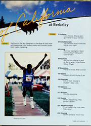 Page 7, 1990 Edition, University of California Berkeley - Blue and Gold Yearbook (Berkeley, CA) online yearbook collection