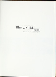 Page 5, 2000 Edition, University of California Berkeley - Blue and Gold Yearbook (Berkeley, CA) online yearbook collection