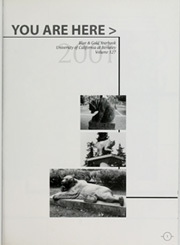Page 5, 2001 Edition, University of California Berkeley - Blue and Gold Yearbook (Berkeley, CA) online yearbook collection