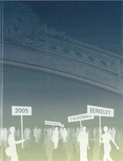 2005 Edition, University of California Berkeley - Blue and Gold Yearbook (Berkeley, CA)