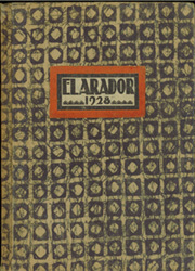 Page 1, 1928 Edition, Gardena High School - El Arador Yearbook (Gardena, CA) online yearbook collection