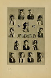 Page 10, 1928 Edition, Gardena High School - El Arador Yearbook (Gardena, CA) online yearbook collection