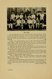 Page 12, 1928 Edition, Gardena High School - El Arador Yearbook (Gardena, CA) online yearbook collection