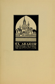 Page 5, 1928 Edition, Gardena High School - El Arador Yearbook (Gardena, CA) online yearbook collection