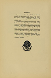 Page 8, 1928 Edition, Gardena High School - El Arador Yearbook (Gardena, CA) online yearbook collection