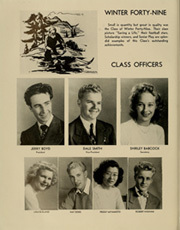 Page 10, 1949 Edition, Gardena High School - El Arador Yearbook (Gardena, CA) online yearbook collection