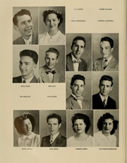 Page 12, 1949 Edition, Gardena High School - El Arador Yearbook (Gardena, CA) online yearbook collection