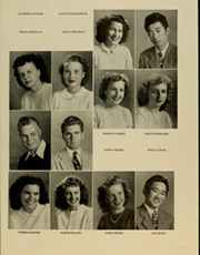 Page 13, 1949 Edition, Gardena High School - El Arador Yearbook (Gardena, CA) online yearbook collection