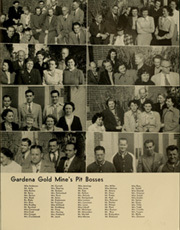 Page 7, 1949 Edition, Gardena High School - El Arador Yearbook (Gardena, CA) online yearbook collection