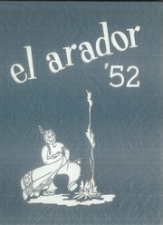 Page 1, 1952 Edition, Gardena High School - El Arador Yearbook (Gardena, CA) online yearbook collection