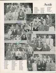 Page 10, 1952 Edition, Gardena High School - El Arador Yearbook (Gardena, CA) online yearbook collection