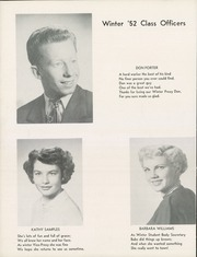 Page 12, 1952 Edition, Gardena High School - El Arador Yearbook (Gardena, CA) online yearbook collection