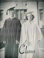 Page 13, 1952 Edition, Gardena High School - El Arador Yearbook (Gardena, CA) online yearbook collection